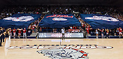 Gonzaga men's basketball beat West Georgia 122-76 in the Kennel Nov. 6. (Photo by Edward Bell)