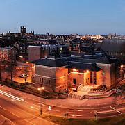 Chester panoramic city skyline