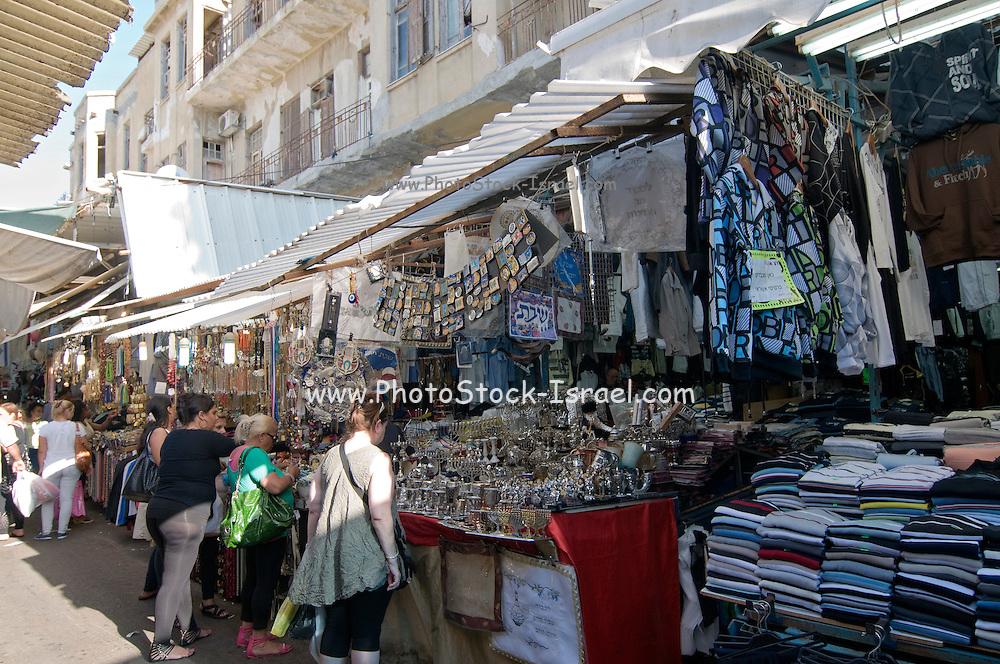 Israel, Tel Aviv, The outdoor Carmel Market