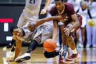 WEST LAFAYETTE, IN - MARCH 09: Terone Johnson #0 of the Purdue Boilermakers and Austin Hollins #20 of the Minnesota Golden Gophers battle for a loose ball at Mackey Arena on March 9, 2013 in West Lafayette, Indiana.  (Photo by Michael Hickey/Getty Images) *** Local Caption *** Terone Johnson; Austin Hollins