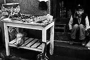 Bolivia - Coroico - La citta' famosa per le deportazioni dei neri durante il periodo dei Conquistadores nella regione delle Yungas