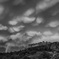 The Lost Highway Cloud Mesa