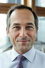 Frederic Oudea, Societe Generale's CEO (Paris, sept. 2010)