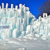Winter Ice Castle in Eden Prairie, Minnesota<br /> When your winter is the second coldest in the lower 48 states, you learn to embrace it while wearing plenty of layers.  One example of outdoor fun is the annual Ice Castle. In 2012, it was located in Miller Park in Eden Prairie, Minnesota.  This winter wonderland was built on one acre with 30 million pounds of icicles.  It was inspired by a castle Brent Christensen first created in the backyard for his children.