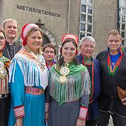 Samisk kirkeråd og Saemien Åålmege, den sørsamiske menigheten