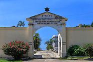 Hebrew Cemetery, Guanabacoa, Havana, Cuba.
