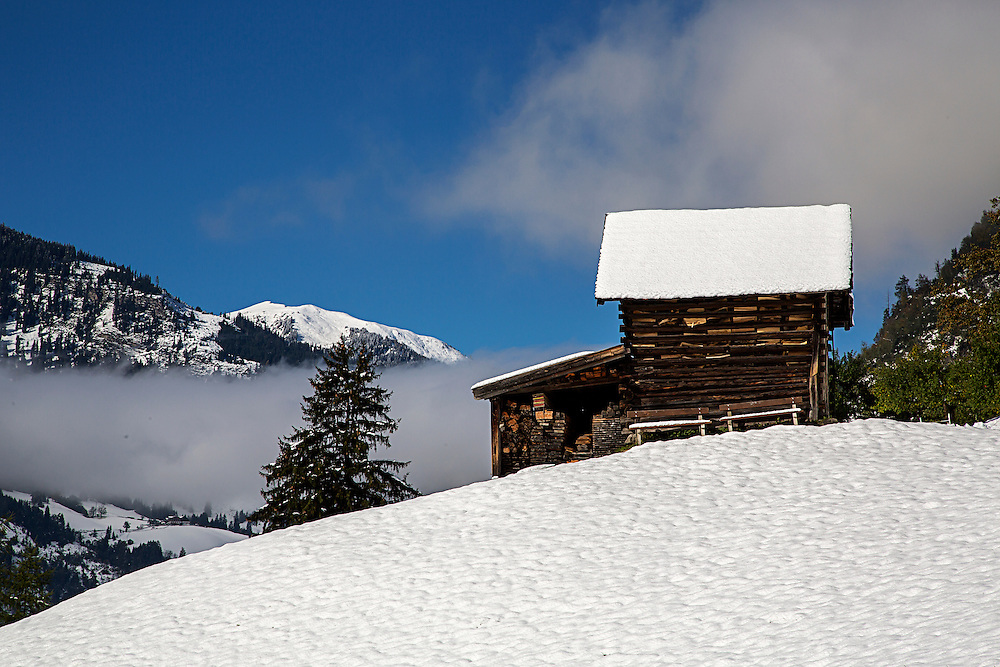 Mountain Barn, Bad Gastein Austria
