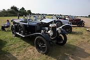 Alvis 12/50 Register 60th Anniversary Celebration, Event, 21st September 2008, Spanhoe Airfield, Rutland, England