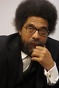 Cornel West at The Schomburg Center for Research in Black Culture in Harlem, NY on May 5, 2006