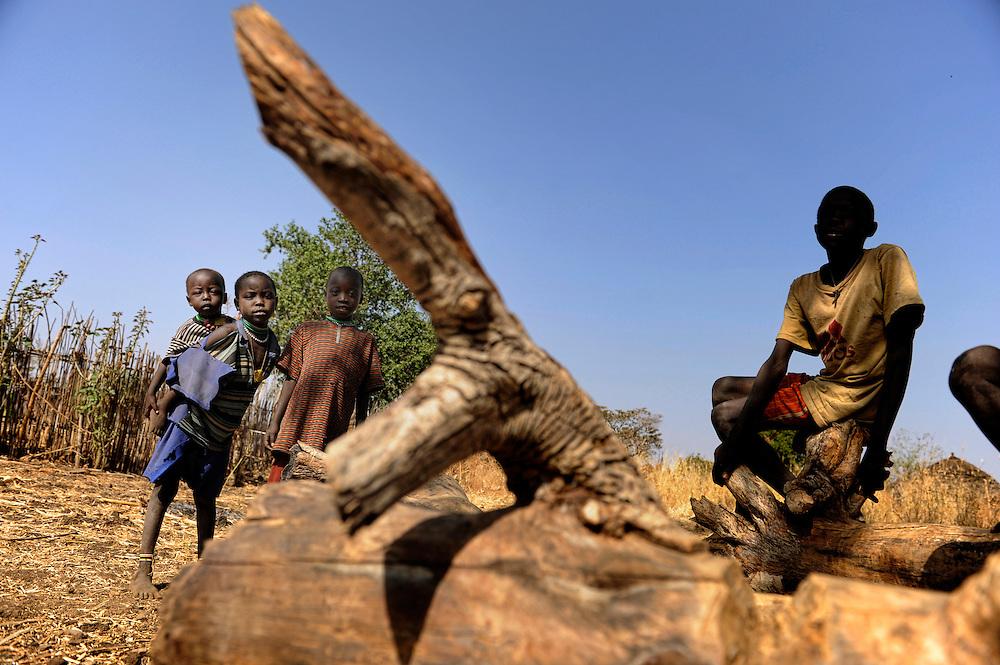 Ethiopia, Gilgel Beles, Jimteha, child, children Gumuz, Gilgel, Blese, valley, Africa, Ethiopia, Sudan border Beles