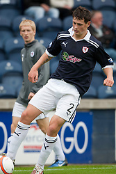 Raith Rovers Reece Donaldson..Raith Rovers 1 v 0 Falkirk, 6th August 2011..©Pic : Michael Schofield.