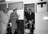 1965 - Inauguration of Blue Cross Mobile Clinic at the Intercontinental Hotel, Dublin