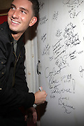 Donnie Klang in the Red Room at 'Spring on Mulberry Block Party'  celebration for Shane and Shawn Shoes sponsored by Bombay Sapphire and held at The Shane & Shawn Store in New York City on May 7, 2009