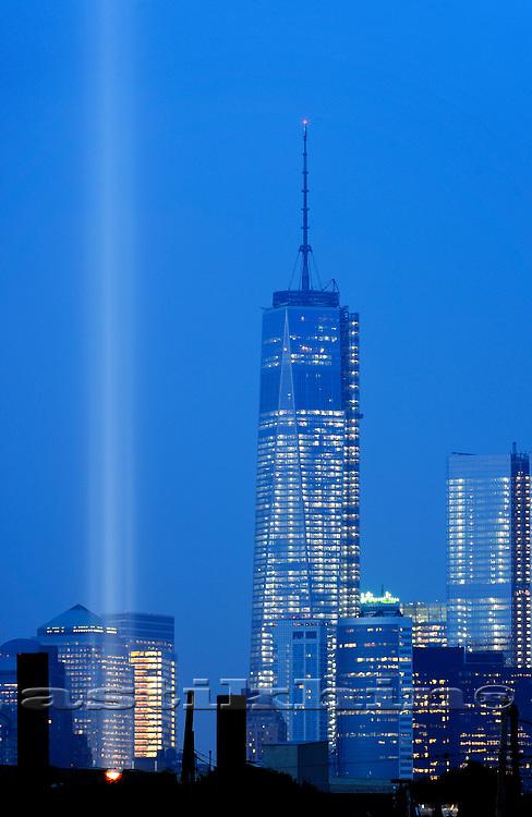 Memory of World Trade Center (2013) - We Shall Never Forget!