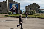 11 February 2016, Pietrelcina, Benevento, Italy.