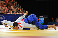 Glasgow2014 Day 2 - 25 July Judo