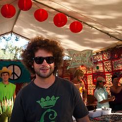 JonH at Artist Check-in, Earthdance 2009.