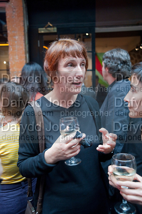 CORNELIA PARKER, The Launch of Food for thought, Thought for Food, The Creative Universe of El Bulli's Ferran Adria. Edited by Richard Hamilton and Vincente Todoli. The double Club, 7 Torrens st. London EC1. 22 June 2009