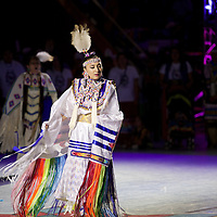 2016 Gathering of Nations features the largest gathering of Native Americans each year - regalia, royalty and tradition all on display - an even not to be missed!
