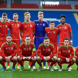 150331 Wales U21 v Bulgaria U21