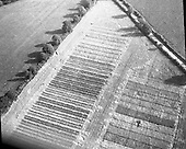 1971 - Aerial View Of Bord Na Mona Peatlands. D776.