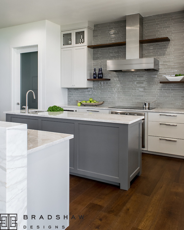 1st Place Award!  ASID Pinnacle of Design 2016, Kitchen New Construction.