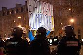 COP21 Violent Riots Paris Republique
