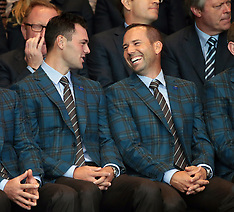 SEP 25 2014 Ryder Cup 2014 opening ceremony