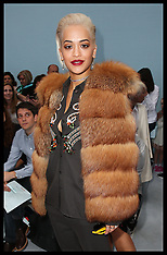 SEP 13 2014 Hunter Original show at London Fashion Week- Spring-Summer 2015