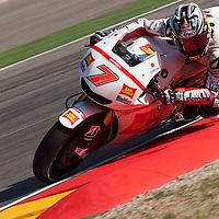 2011 MotoGP World Championship, Round 14, Motorland Aragon, Spain, 18 September 2011, Aoyama