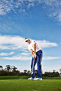 Ian Poulter Instruction at Lake Nona for Golf World Magazine.