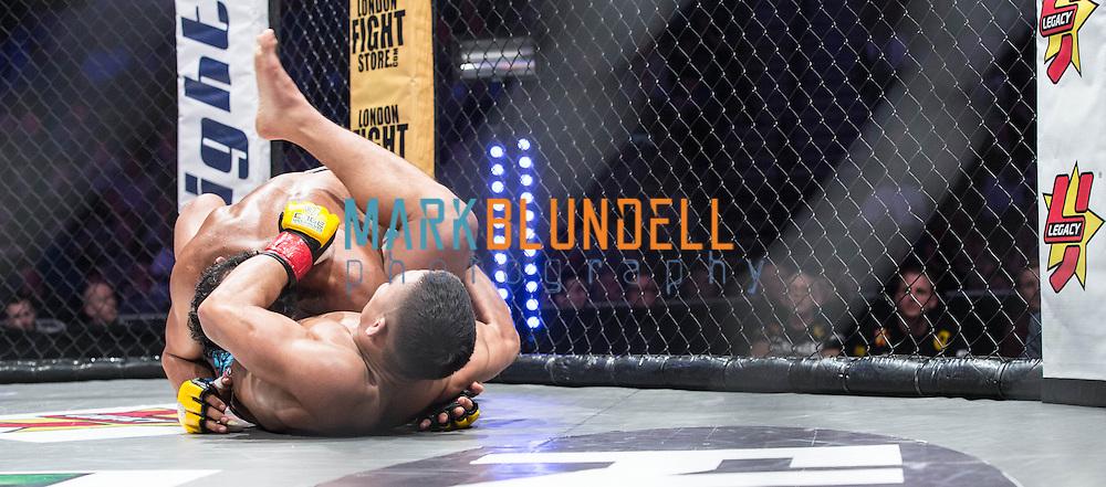 Ronnie Mann vs. Marcelo Costa