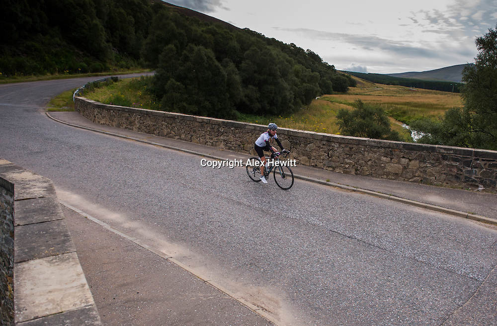 Ride the North 2016<br /> <br /> Day 1 - Saturday. Rhine to Culloden Academy