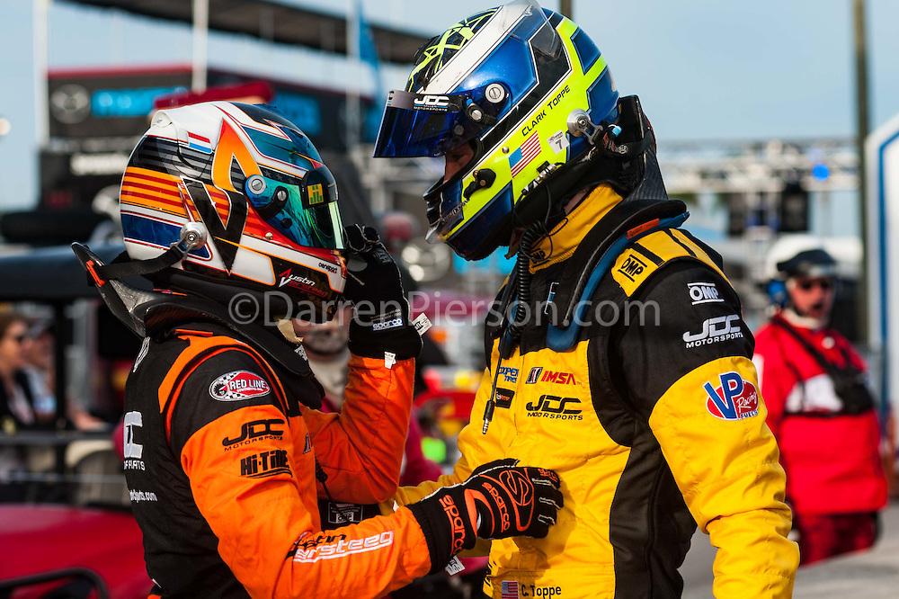 #7 JDC Motorsports Elan DP-02: Austin Versteeg