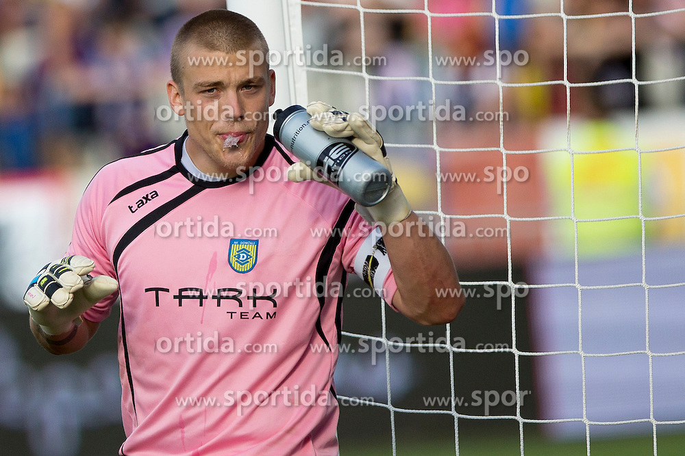 Vidmar of NK Domzale during football match between NK Maribor and NK Domzale in 36th Round of Prva liga Telekom Slovenije 2013/14, on May 25, 2014 in Stadium Ljudski vrt, Maribor, Slovenia. Photo by Urban Urbanc / Sportida
