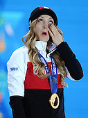 Freestyle Skiing Moguls, Womens - Medal Ceremony