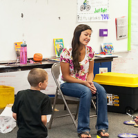 Summer Literacy Academy, College of Education, for Petros Panaou, Carrie Quinney photo