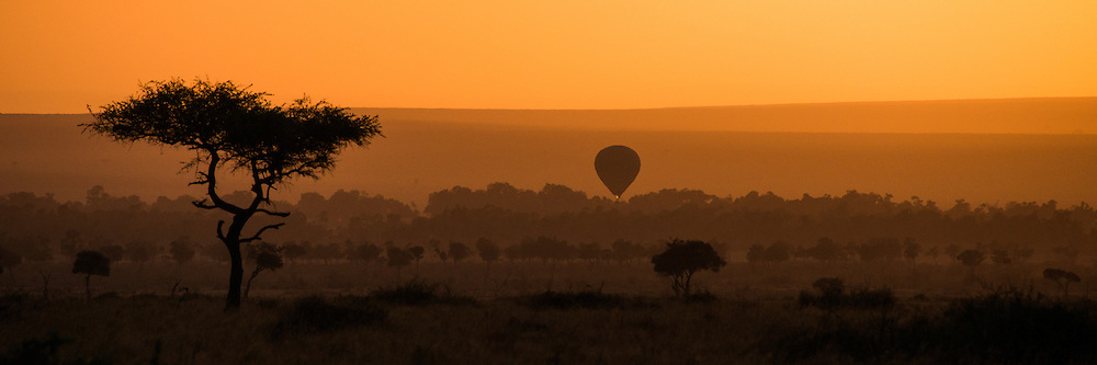 Masai Mara Sunrise, Kenya