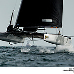 GC32 TPM Med Cup Toulon, France.  Pedro Martinez / GC32 Racing Tour. 12 October, 2018.<span>Sailing Energy / GC32 Sailing Tour</span>