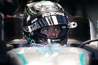 Nico Rosberg  - Mercedes   - Monza 03.09.2016 - Formula 1 Gran Premio d'Italia - Qualifiche