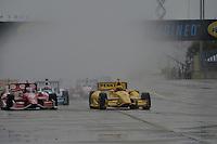 Helio Castroneves, Shell Houston GP, Reliant Park, Houston, TX USA 6/29/2014