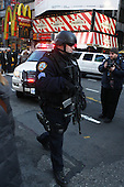 NYPD Shooting in Times Square