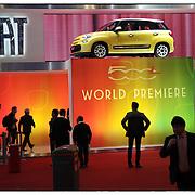 FIAT al Salone di Ginevra 2012