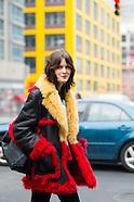 NY Fashion Week F/W 2015