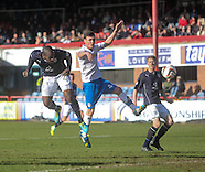 01-03-2014 Dundee v Greenock Morton