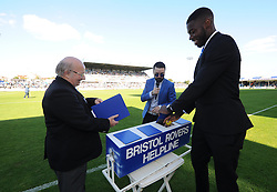 - Mandatory byline: Alex James/JMP - 07966 386802 - 26/09/2015 - FOOTBALL - Memorial Stadium - Bristol, England - Bristol Rovers v Portsmouth - Sky Bet League Two