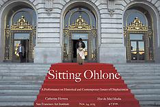 'Sitting Ohlone' - San Francisco Art Institute - December 2015