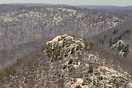 Bear Mountain, New York -Spring scenes at Bear Mountain Sate Park  on April 13, 2015.