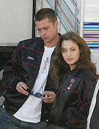 Jolie Pitt Mr & Mrs Smith first pics full set