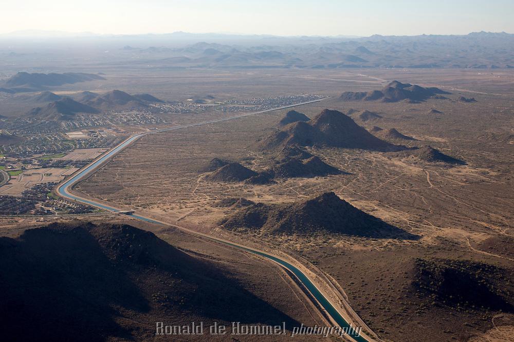 Central Arizona Project Ronald De Hommel Archive